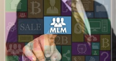 The Fine(d) Blend of Bitcoins and Multi-Level Marketing (MLM)