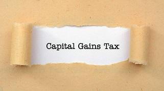 Capital Gains Tax Text