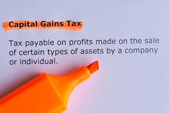 Capital Gains Tax meaning