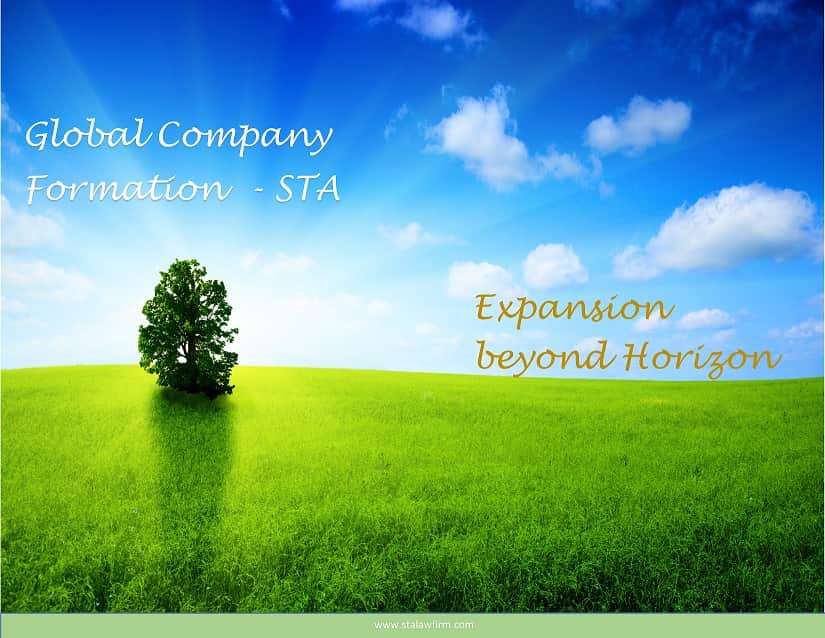 Company Formation Globally