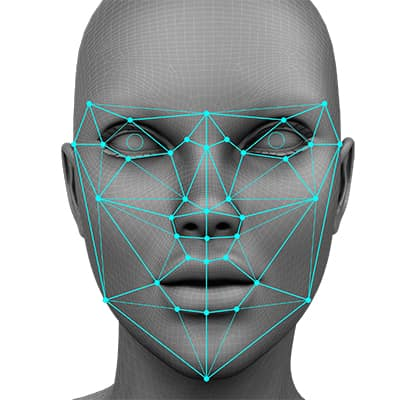 3D face rendering privacy