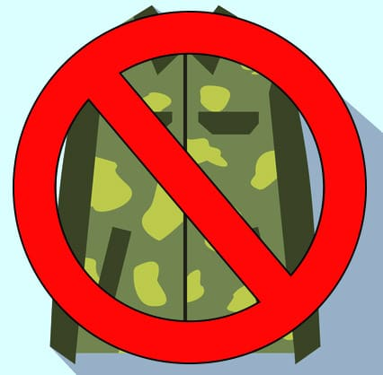 Oman Bans Wearing Military Style Clothing - STA Law Firm