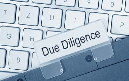 Due Diligence Law Firm Dubai